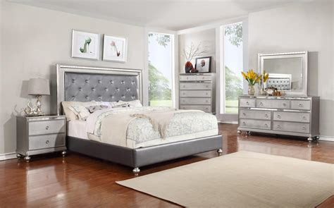 cing 4 chambres glam 5pc bedroom set rotmans bedroom