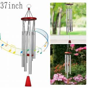 Wind, Chimes, Outdoor, Large, Deep, Tone