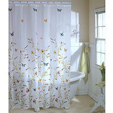 jcpenney shower curtains garden flight vinyl shower curtain jcpenney 12 for