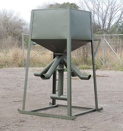timed protein feeders heavy duty made protein feeders aws wildlife ranch