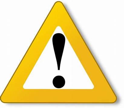 Essential Attention Clipart Oils Caution Contraindication Transparent
