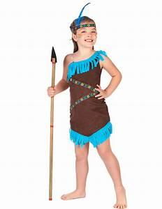 Indianer Kostüm Mädchen : indianer kost m braun f r m dchen kost me f r kinder und g nstige faschingskost me vegaoo ~ Frokenaadalensverden.com Haus und Dekorationen