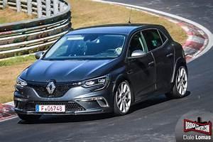 Gamme Renault 2018 : renault m gane 4 r s nouveau record en vue sur le n rburgring ~ Medecine-chirurgie-esthetiques.com Avis de Voitures