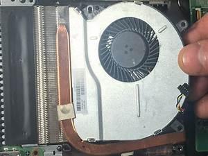 Hp Pavilion 14-b015dx Cooling Fan Replacement