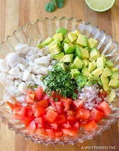 Classic Ceviche Recipe - A Spicy Perspective