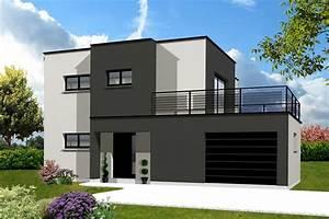davausnet plan maison moderne cube avec des idees With plan de maison cubique 9 maison cube contemporaine 224 troyes