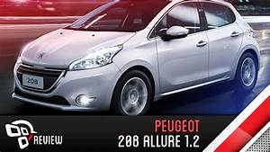 Peugeot 208 Allure 1 2 2016  Review  - Tecmundo Auto