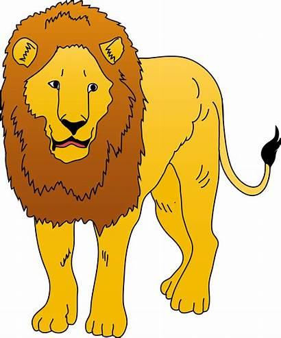 Lion Clipart Golden Clip Clipground