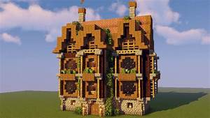 Minecraft, House, Ideas, 9, Houses, You, Can, Build, In, Minecraft