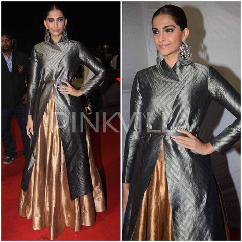 bollywood actress wearing long skirts 4 bollywood actresses show you how to style your lehenga