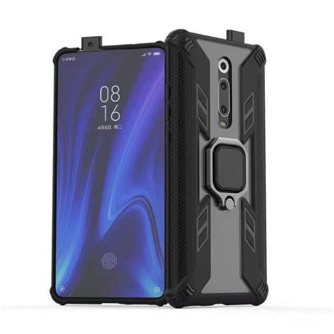 Xiaomi redmi 9t android smartphone. Iron Warrior Shockproof PC + TPU Protective Case with ...