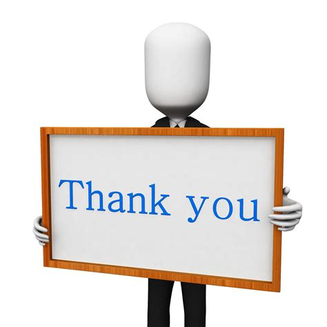 Thank you clipart for powerpoint 11 Clipart Station