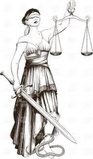 Lady Justice Symbol