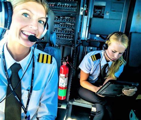 gorgeous blonde  swedens  beautiful pilot