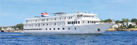 Small Boat New England Cruises by Small Cruise Ships Independence American Cruise Lines
