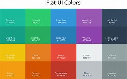 Flat Ui Colors Clipart Svg