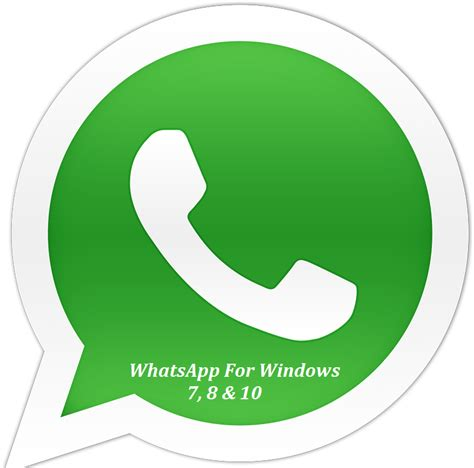 free whatsapp web for windows pc webforpc