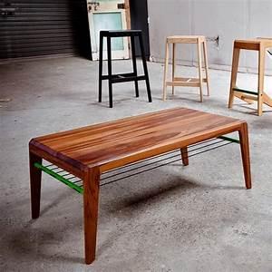watson coffee table by ian rouse furniture design With watson coffee table