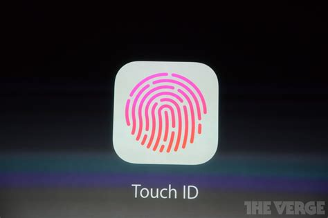 iphone touch id apple announces iphone 5s improved touch id gold