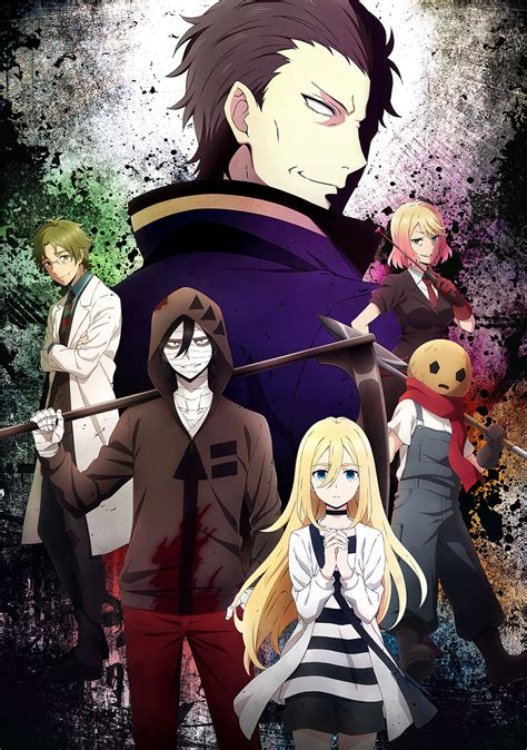 Anime Angel Of Death Streaming Angels Of Death Anime Animeclick It