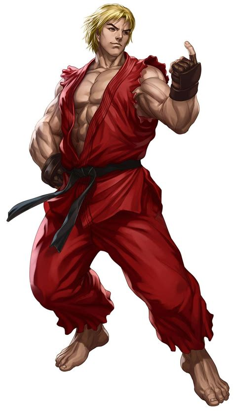 Street Fighter Iii Ken Masters Comics And Drawings