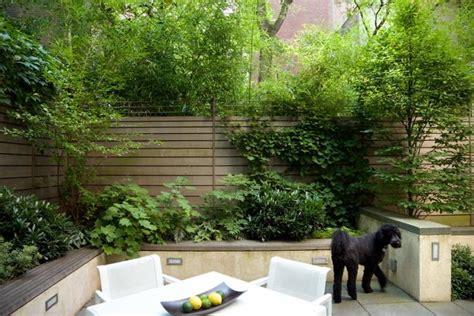 brise vue terrasse exemple sympa de  york
