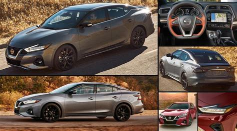 nissan maxima  pictures information specs