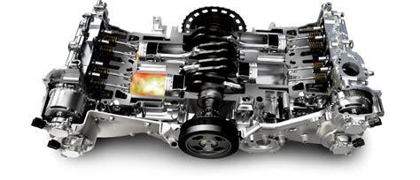 Performance The Subaru Boxer Engine Technology