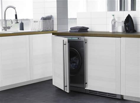 kitchen cabinet washing machine washer and dryer cabinets models homesfeed 5859