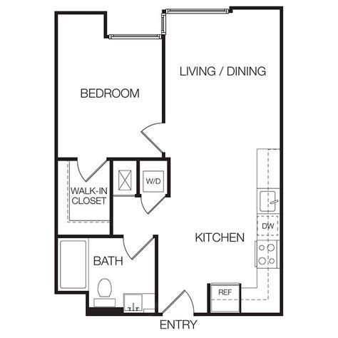 one bedroom floor plan 1 bedroom apartment layouts photos and