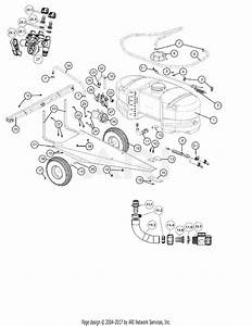 Dr Power 30 Gallon Sprayer Parts Diagram For Main Assembly