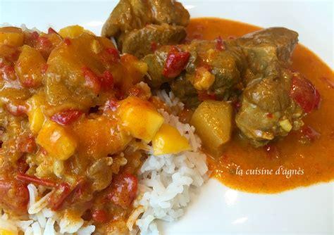 blogs de cuisine curry d agneau blogs de cuisine