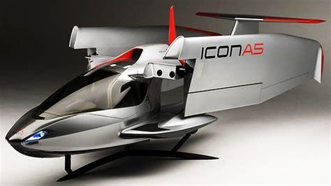 2019 icon a5 hibious personal aircraft technology iconaircraft icona5 aircraft plane