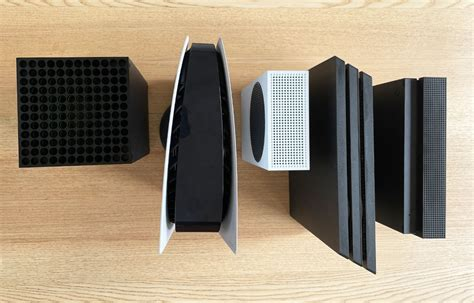 Heres The Ps5 Next To The Xbox Series Xs And Other Consoles