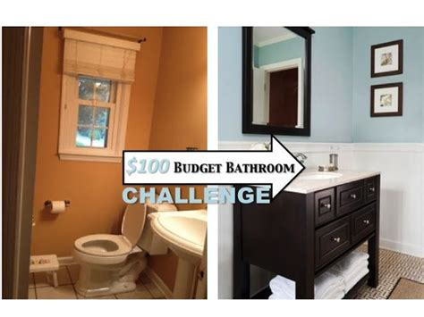 Inexpensive Bathroom Ideas by Reveal 100 Small Bathroom Makeover Tons Of Ideas For