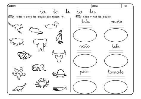 resultado de imagen para actividades para completar con la letra t palabras con s