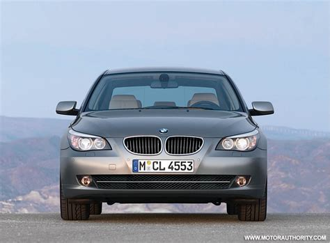 2008 Bmw 5series Picturesphotos Gallery Motorauthority