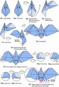 Origami Bats 7