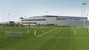 BBC News - In pictures: Manchester City's new training academy