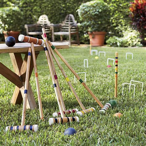 Backyard Croquet by Summer With Backyard