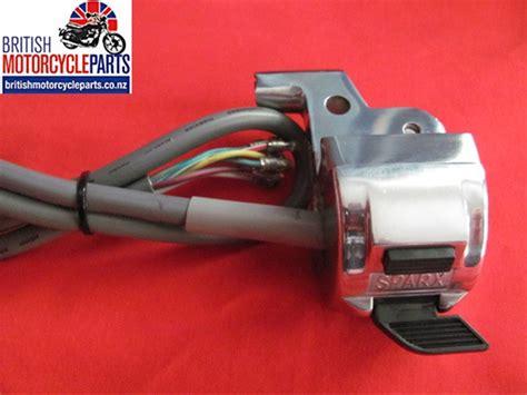 Triumph Handlebar Lighting Switch