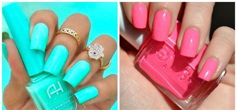 Summer-nails-2018-summer-2018-nail-colors-summer-nail-art-summer-color-nails-summer nail art ...