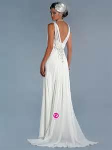 wedding dresses for a wedding uk dresses 30 75 empire v neck beading sleeveless sweep brush chiffon wedding