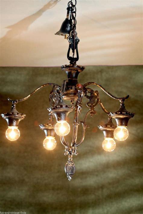 Black Chandelier Kitchen by Vintage Antique Lighting Black Cast Iron Kitchen Dining
