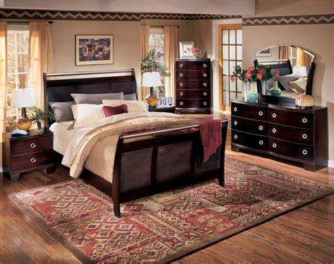 Ashleys Furniture Beds by Furniture Gt Bedroom Furniture Gt Sleigh Gt Pinella Sleigh