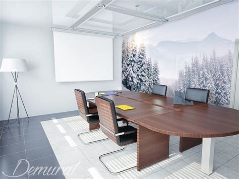 hot  cold game office wallpaper mural photo