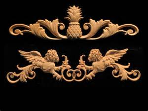 assiotis for decorative wood mouldings wood rosettes wood appliques wood onlays molding