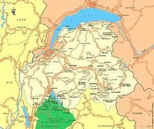 Carte Grise Savoie : carte de la haute savoie ~ Medecine-chirurgie-esthetiques.com Avis de Voitures