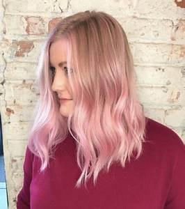 Nuance De Rose : pink champagne hair la nouvelle coloration qui fera ~ Melissatoandfro.com Idées de Décoration