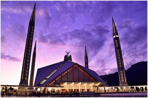 Faisal Mosque Hd Pics by Top Monuments Of Pakistan Xcitefun Net